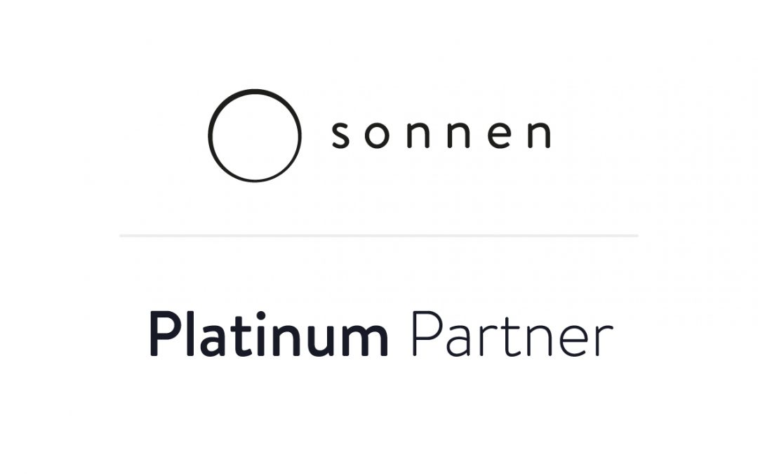 The Electric Storage Company gains Platinum Partner status with battery partner sonnen GmbH